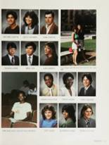 1983 Bakersfield High School Yearbook Page 28 & 29