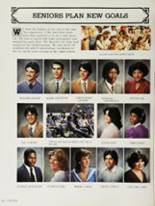 1983 Bakersfield High School Yearbook Page 34 & 35