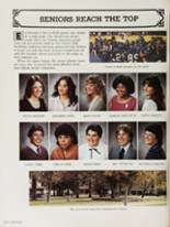 1983 Bakersfield High School Yearbook Page 40 & 41