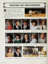 1983 Bakersfield High School Yearbook Page 44 & 45