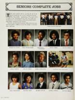 1983 Bakersfield High School Yearbook Page 46 & 47