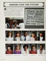 1983 Bakersfield High School Yearbook Page 48 & 49