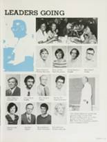 1983 Bakersfield High School Yearbook Page 50 & 51