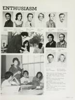 1983 Bakersfield High School Yearbook Page 52 & 53