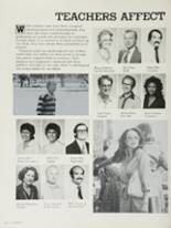 1983 Bakersfield High School Yearbook Page 58 & 59