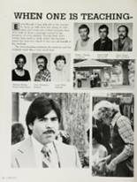 1983 Bakersfield High School Yearbook Page 60 & 61