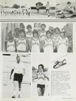 1983 Bakersfield High School Yearbook Page 74 & 75