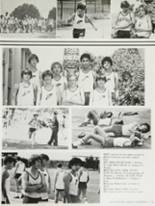 1983 Bakersfield High School Yearbook Page 76 & 77