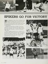 1983 Bakersfield High School Yearbook Page 78 & 79