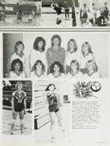 1983 Bakersfield High School Yearbook Page 80 & 81