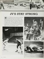 1983 Bakersfield High School Yearbook Page 84 & 85