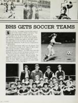 1983 Bakersfield High School Yearbook Page 94 & 95