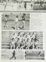 1983 Bakersfield High School Yearbook Page 98 & 99