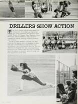 1983 Bakersfield High School Yearbook Page 106 & 107