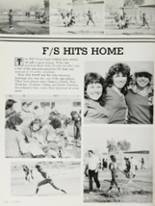 1983 Bakersfield High School Yearbook Page 108 & 109