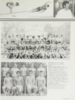 1983 Bakersfield High School Yearbook Page 110 & 111