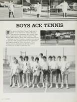 1983 Bakersfield High School Yearbook Page 114 & 115