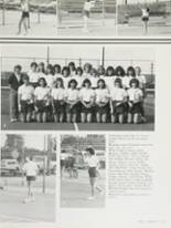 1983 Bakersfield High School Yearbook Page 116 & 117