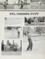 1983 Bakersfield High School Yearbook Page 118 & 119