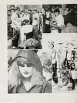 1983 Bakersfield High School Yearbook Page 120 & 121
