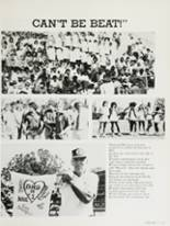 1983 Bakersfield High School Yearbook Page 124 & 125