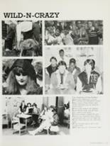 1983 Bakersfield High School Yearbook Page 126 & 127