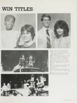 1983 Bakersfield High School Yearbook Page 128 & 129
