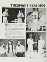 1983 Bakersfield High School Yearbook Page 130 & 131