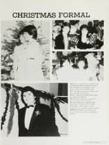 1983 Bakersfield High School Yearbook Page 134 & 135