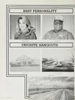 1983 Bakersfield High School Yearbook Page 136 & 137