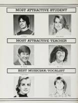 1983 Bakersfield High School Yearbook Page 138 & 139