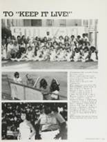 1983 Bakersfield High School Yearbook Page 152 & 153