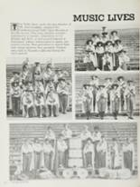 1983 Bakersfield High School Yearbook Page 154 & 155