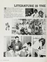 1983 Bakersfield High School Yearbook Page 156 & 157