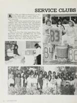 1983 Bakersfield High School Yearbook Page 164 & 165