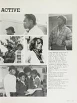 1983 Bakersfield High School Yearbook Page 168 & 169