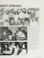 1983 Bakersfield High School Yearbook Page 178 & 179