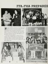 1983 Bakersfield High School Yearbook Page 186 & 187