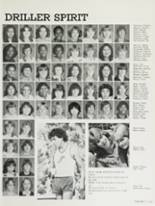 1983 Bakersfield High School Yearbook Page 196 & 197