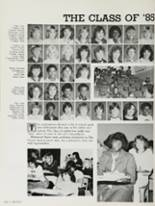 1983 Bakersfield High School Yearbook Page 206 & 207