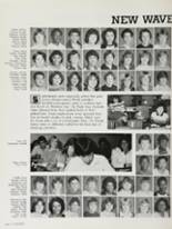 1983 Bakersfield High School Yearbook Page 208 & 209