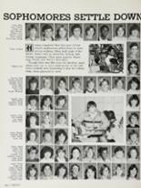 1983 Bakersfield High School Yearbook Page 210 & 211