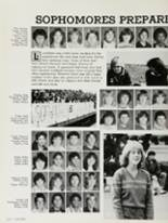1983 Bakersfield High School Yearbook Page 216 & 217