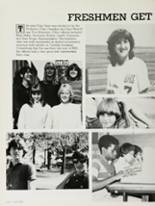 1983 Bakersfield High School Yearbook Page 218 & 219