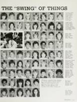 1983 Bakersfield High School Yearbook Page 220 & 221