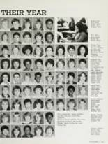 1983 Bakersfield High School Yearbook Page 226 & 227
