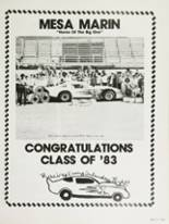 1983 Bakersfield High School Yearbook Page 236 & 237