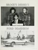 1983 Bakersfield High School Yearbook Page 262 & 263