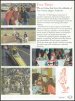1996 Lee County High School Yearbook Page 14 & 15