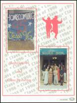 1996 Lee County High School Yearbook Page 20 & 21
